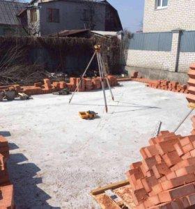 Зальём фундамент бригада бетонщиков