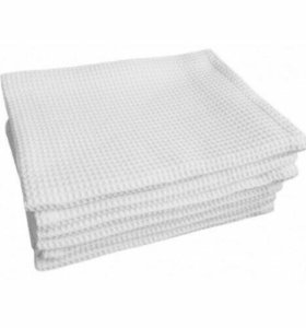Вафельное полотенце ,в наличии 50 шт