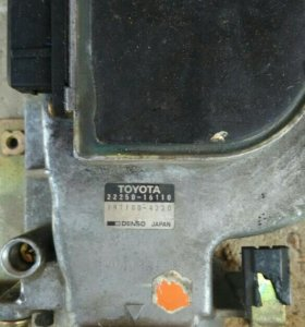Датчик 4AGE (ДМРВ) Toyota 22250-16110
