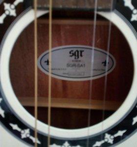 Электроаккустическая гитара Schecter sgr-1