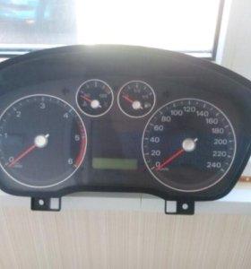 Приборная панель Ford Focus 2