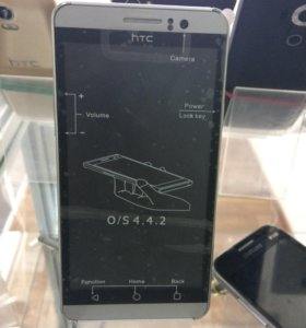 HTC P8 (комплект)