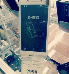 Мобильный телефон HTC(комплект)