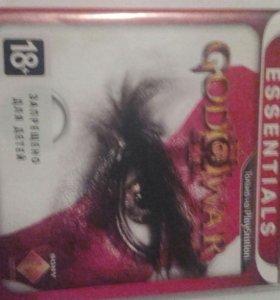 """Игра """"God of war 3"""" для PS 3"""