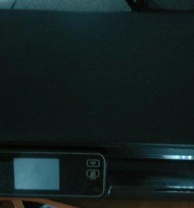МФУ hp deskjet 5520 на запчасти