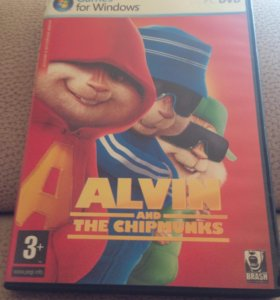 Игра ALVIN AND THE CHIPMUNKS