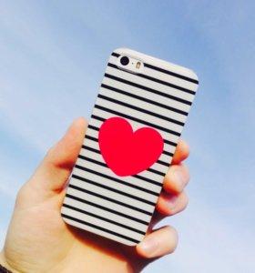 Чехол для IPhone 5/5s💕