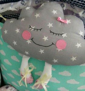 Подушка-игрушка облочко