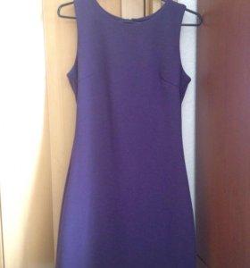 Платье фиолетовое Befree