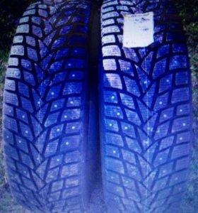 Новые шины Dunlop grandtreck ice02