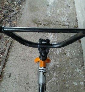 Велосипед «скаут»