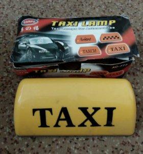Такси лампа