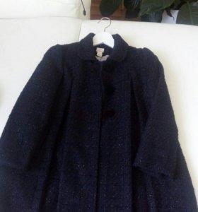 Пальто 8-10 лет