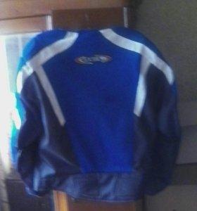 Куртка зашитная для байка скутера