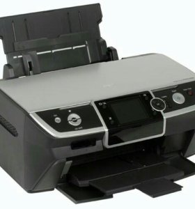 Цветной принтер Epson Stylus Photo R390