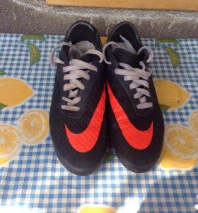Футбольные бутсы(Nike HYPERVENOM)