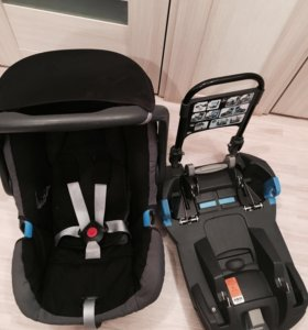Автокресло Britax Romer Baby-Safe + база