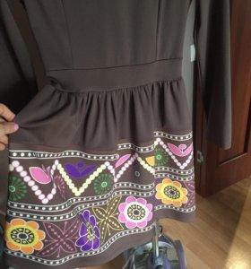 Платье - тортик
