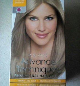 """Стойкая крем-краска для волос """"Салонный уход"""""""