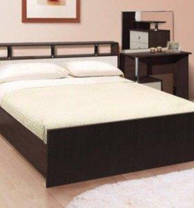 Кровать 140/200 с матрасом. Новая!