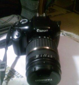 Фотоаппарат Canon EOS 1100 D.