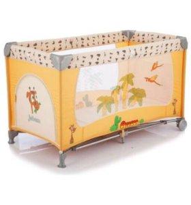 Продаётся манеж-кровать Jetem C3 Africa