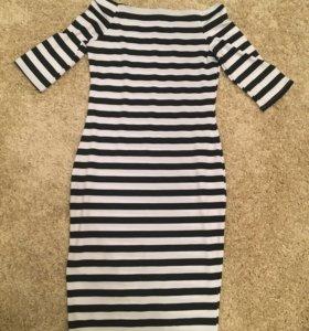 Платье ( б/у 1 раз)