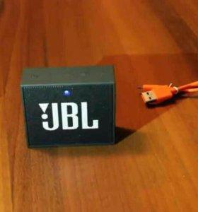 Портативная колонка Bluetooth JBL GO