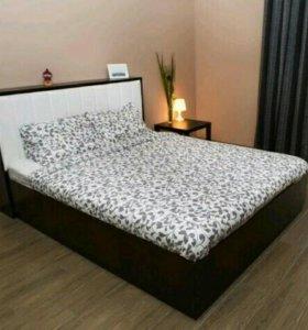 Кровать с под.механиз.новая