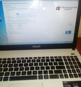 Ноутбук asus x 501u