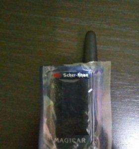 Корпус брелка scher-khan Magicar A