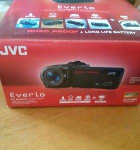 Видеокамера JVC EVERIO GZ-RX515be