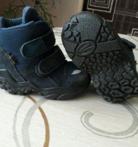 Ботинки осень-теплая зима, 20 размер