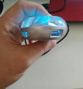 Развитлитель USB