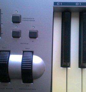Миди клавиатура М~Audio keystation 61