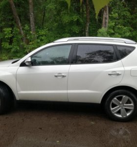 GEELY emgrand X7 2015г. 25000пр.