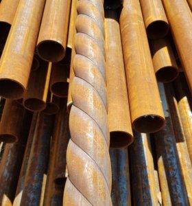 Труба крученая, арки под заказ