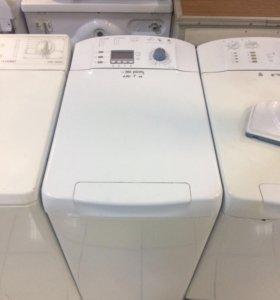 Вертикальная стиральная машина аристон