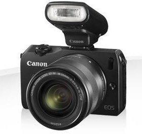Цифровая фотокамера Canon EOS M Kit + 22 f/2 STM +