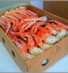 Конечности ,Мясо Камчатского краба