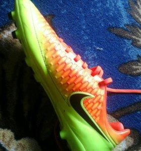 Футбольные Бутсы-Nike MAGISTA ONDA FG,торг уместен