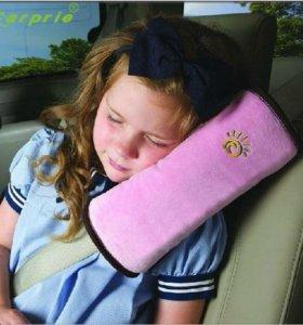 Подушка на ремень безопасности
