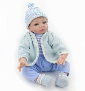 Кукла Реборн мальчик