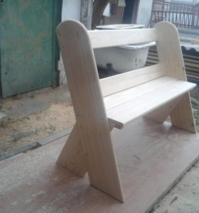 Скамейка для деток