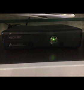Xbox 360 kinect с играми