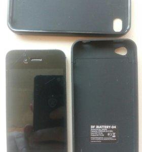 iPhone 4S 16GB (черный)