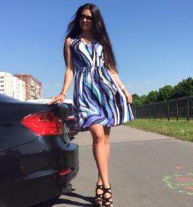Новое летнее платье (E.Pucci)