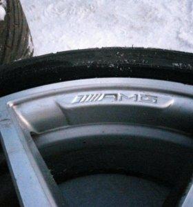 Колеса в сборе Mercedes R18