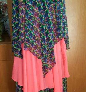 (Платье) Сарафан
