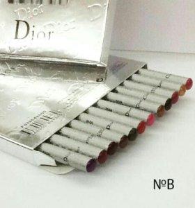 Карандаши для глаз и губ. Dior.